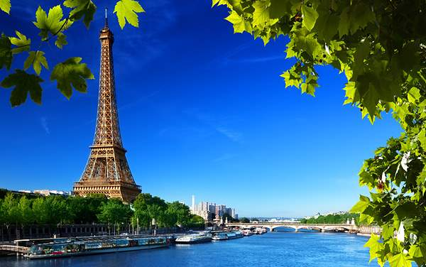 Uniworld River Cruises-Paris, France