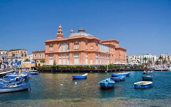 Msc Cruises-Bari, Italy