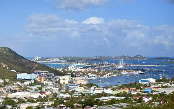 Crystal Cruises-Marigot, Saint Martin