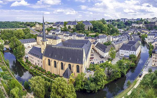 AmaWaterways-Luxembourg City, Luxembourg