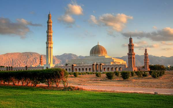 Silversea Cruises-Muscat, Oman