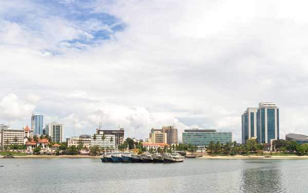 Silversea Cruises-Dar Es Salaam, Tanzania