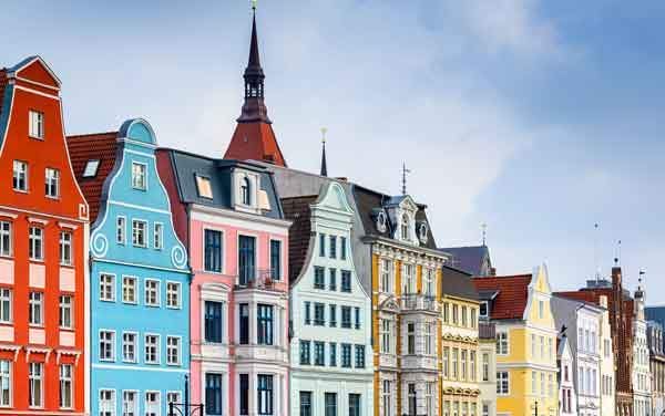 Norwegian Cruise Line-Rostock, Germany