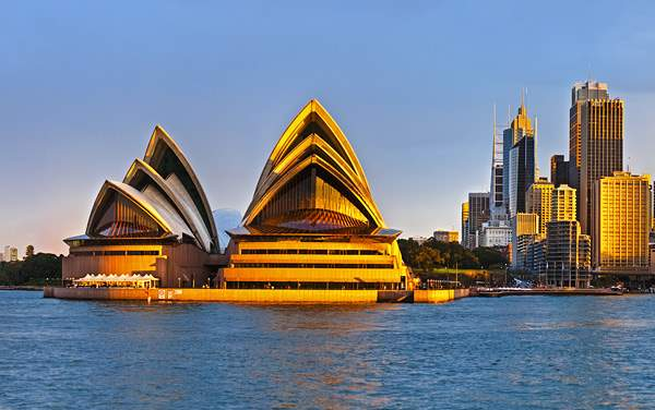 Royal Caribbean International-Sydney, Australia