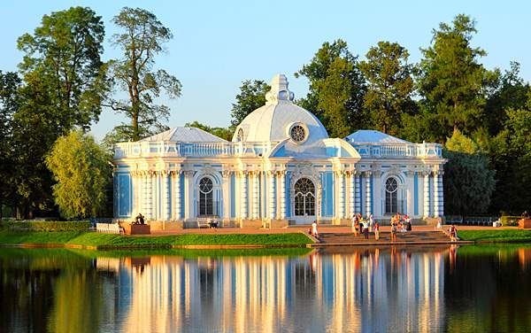 Uniworld River Cruises-St. Petersburg, Russia