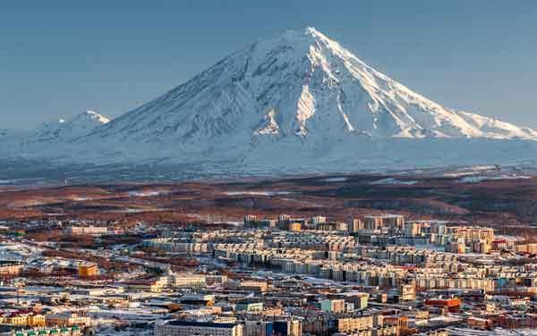 Petropavlovsk, Russia