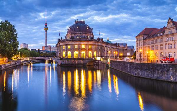 Princess Cruises-Berlin, Germany