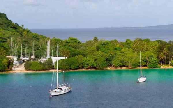 Silversea Cruises-Port Vila, Vanuatu