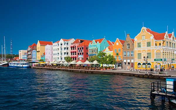 Crystal Ocean Cruises-Willemstad, Curacao