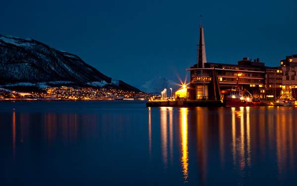 Silversea Cruises-Tromso, Norway