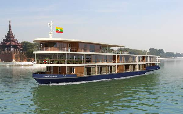 Avalon Waterways-Avalon Myanmar