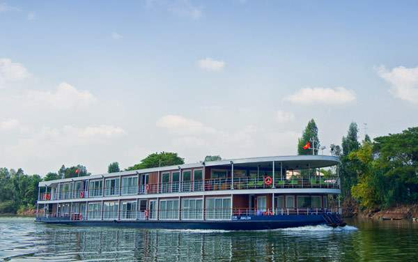 Avalon Waterways-Avalon Saigon