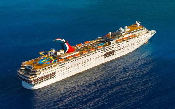 Carnival Cruise Line-Carnival Paradise