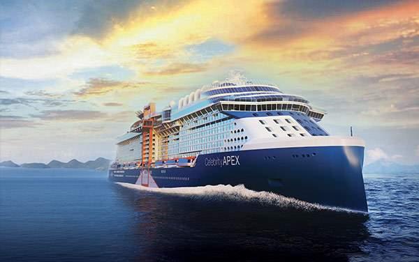 Celebrity Cruises-Celebrity Apex
