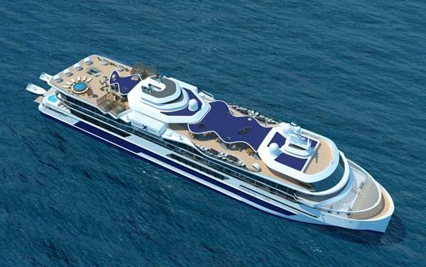 Celebrity Cruises-Celebrity Flora