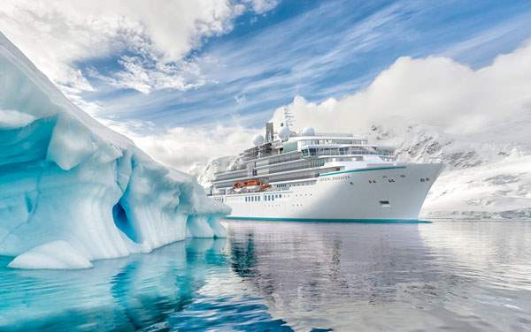 Crystal Ocean Cruises-Crystal Endeavor