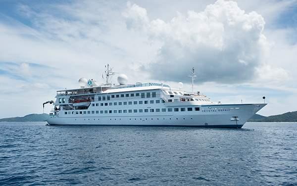 Crystal Ocean Cruises-Crystal Esprit