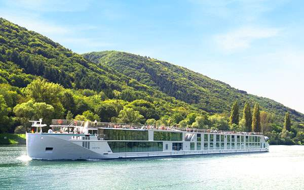 Crystal River Cruises-Crystal Ravel