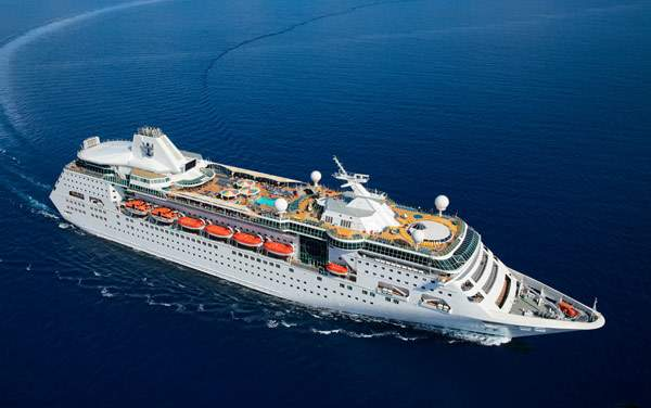 Royal Caribbean International-Empress Of The Seas