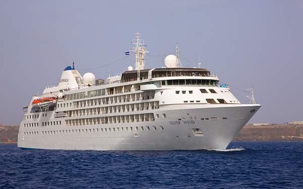 Silversea Cruises-Silver Wind