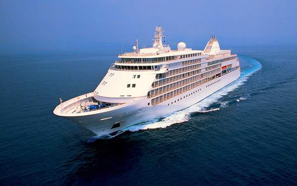 Silversea Cruises-Silver Whisper