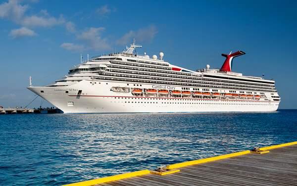 Carnival Cruise Line-Carnival Glory