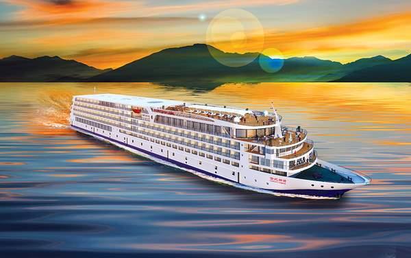 Uniworld River Cruises-Century Legend