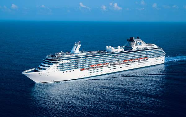 Princess Cruises-Coral Princess