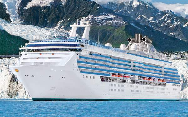 Princess Cruises-Island Princess