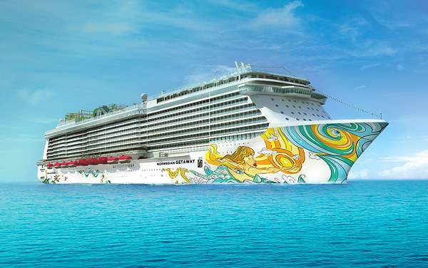 Norwegian Cruise Line-Norwegian Getaway