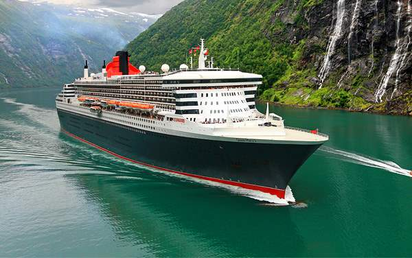Cunard-Queen Mary 2
