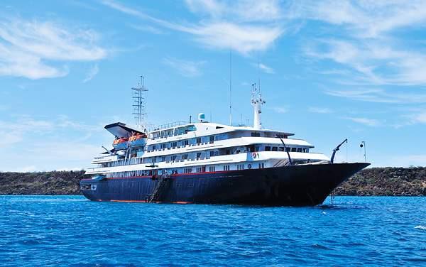 Silversea Cruises-Silver Galapagos