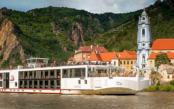 Viking River Cruises-Viking Baldur