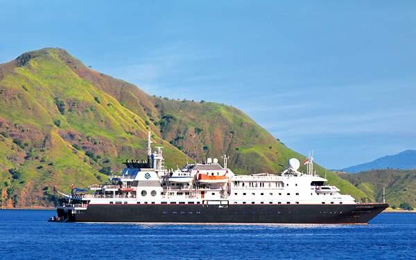 Silversea Cruises-Silver Discoverer