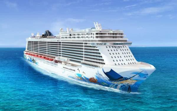 Norwegian Cruise Line-Norwegian Escape