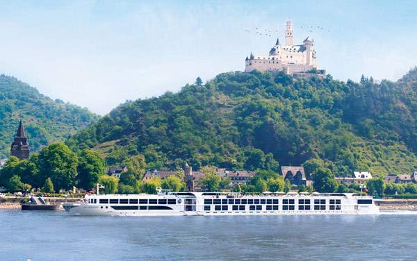 Uniworld River Cruises-S.S. Maria Theresa