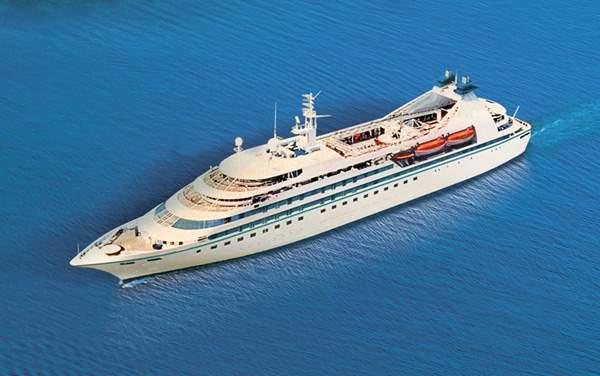 Windstar Cruises-Star Legend