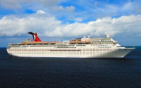 Carnival Cruise Line-Carnival Fantasy