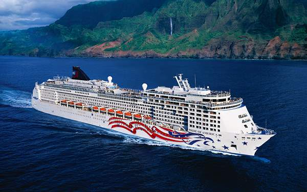 Norwegian Cruise Line-Pride Of America