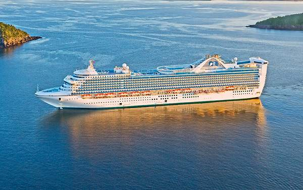 Princess Cruises-Caribbean Princess