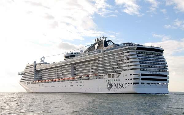 MSC Cruises-Msc Fantasia