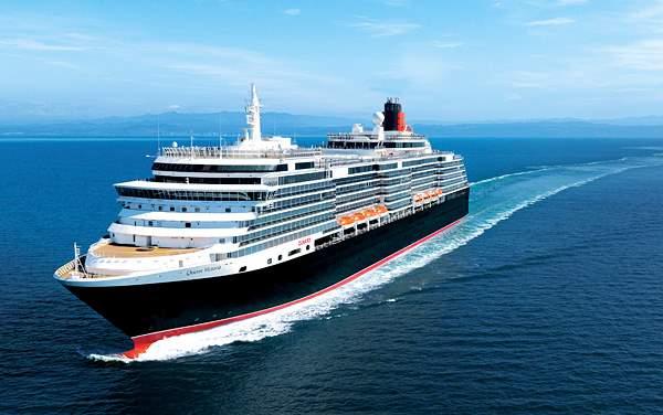 Cunard-Queen Victoria