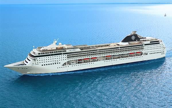 MSC Cruises-Msc Opera
