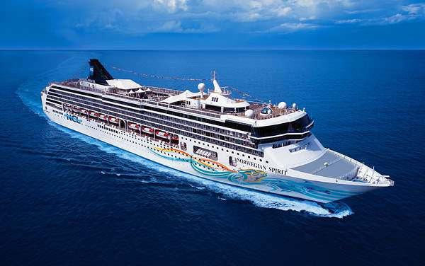 Norwegian Cruise Line-Norwegian Spirit