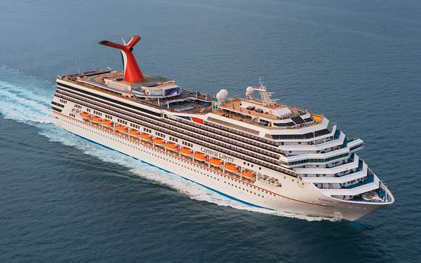 Carnival Cruise Line-Carnival Liberty
