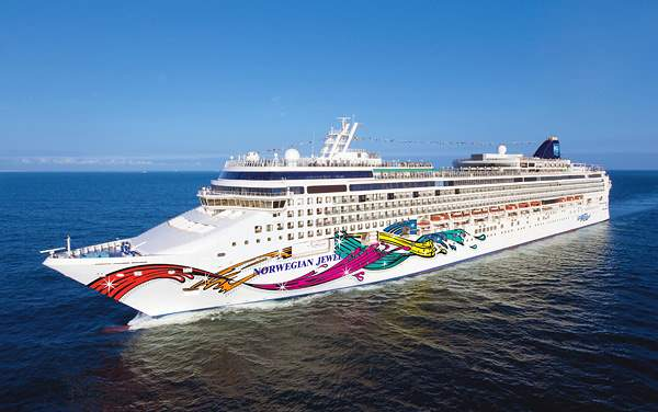 Norwegian Cruise Line-Norwegian Jewel