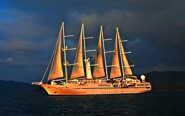 Windstar Cruises-Wind Spirit