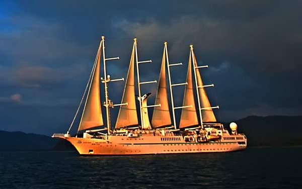 Windstar Cruises-Wind Spirit
