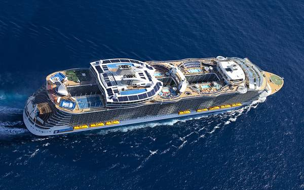 Royal Caribbean International-Oasis Of The Seas