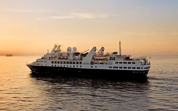 Silversea Cruises-Silver Explorer